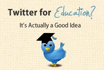Twitter para educar