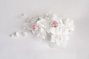 flor de tela